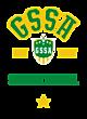 GSSA New Era Sueded Cotton Baseball T-Shirt