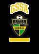 GSSA Womens Scorecard Crop Tee