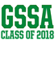 GSSA Long Sleeve Competitor T-shirt