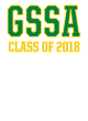 GSSA Embroidered Womens Qtr Zip Sweatshirt