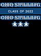 Ohio Swimming Holloway Electrify Long Sleeve Performance Shirt
