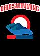 Ohio Swimming Classic Fit Heavy Weight T-shirt