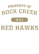 Rock Creek Tech Fleece Hooded Unisex Sweatshirt