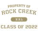 Rock Creek Youth Classic Fit Long Sleeve T-shirt