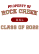 Rock Creek Ladies Spry Hooded Sweatshirt