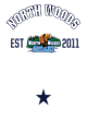 North Woods Youth Crewneck Sweatshirt