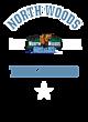 North Woods Sport-Wick Heather Fleece Hooded Pullover
