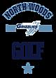North Woods Ladies Game Long Sleeve V-Neck Tee