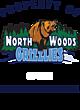 North Woods Bella+Canvas Women's Triblend Short Sleeve T-Shirt