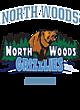 North Woods Womens Sleeveless Competitor T-shirt