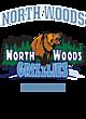 North Woods Pigment Dyed Crewneck Unisex Sweatshirt