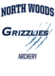 North Woods Youth Baseball T-Shirt