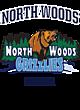 North Woods Tech Fleece Hooded Unisex Sweatshirt