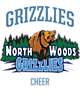 North Woods Bella+Canvas Unisex Triblend Short Sleeve T-Shirt