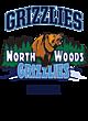North Woods Heavyweight Crewneck Unisex Sweatshirt