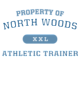 North Woods Long Sleeve Competitor Cotton Touch Training Shirt