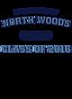 North Woods Adult Baseball T-Shirt