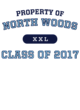 North Woods Ladies Fanatic T-Shirt