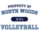 North Woods Holloway Echo Hoodie Short Sleeve