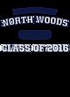 North Woods Heathered Short Sleeve Performance T-shirt