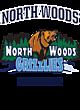 North Woods Ladies Tri Blend Racerback Tank