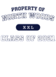 North Woods Youth Heavyweight Contrast Hooded Sweatshirt