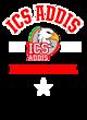 ICS ADDIS New Era Tri-Blend Pullover Hooded T-Shirt