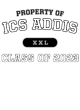 ICS ADDIS Classic Fit Heavy Weight T-shirt