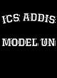 ICS ADDIS Tri-Blend Performance Wicking T-Shirt