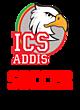 ICS ADDIS Holloway Embroidered Girls' Energize Short