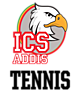 ICS ADDIS Embroidered Youth Tricot Track Jacket