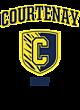 Courtenay New Era Sueded Cotton Baseball T-Shirt