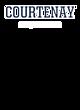 Courtenay Youth Heavyweight Sleeve Stripe Hooded Sweatshirt