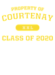 Courtenay Youth Long Sleeve Competitor T-shirt