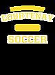 Courtenay Contrast Hooded Unisex Sweatshirt