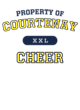Courtenay Womens Competitor T-shirt