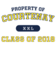 Courtenay Youth Ultimate Performance T-shirt