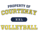 Courtenay Adult Competitor T-shirt