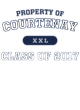 Courtenay Long Sleeve Competitor T-shirt