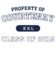 Courtenay Womens V-Neck Competitor T-shirt