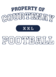 Courtenay Youth Classic Fit Heavyweight T-shirt