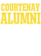 Courtenay Pigment Dyed Hooded Unisex Sweatshirt