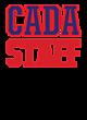 CADA Embroidered Snapback Trucker Cap
