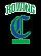 CJRC Ladies Triumph Cowl Neck Pullover