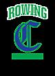 CJRC Long Sleeve Tri-Blend Wicking Raglan Tee