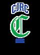 CJRC Tri-Blend Wicking Short Sleeve Hoodie