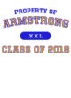 Armstrong Classic Fit Heavy Weight T-shirt