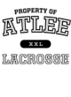 Atlee Champion Heritage Jersey Tee