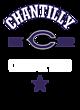 Chantilly Womens Sleeveless Competitor T-shirt