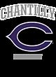 Chantilly New Era Ladies Tri-Blend Performance Baseball Tee